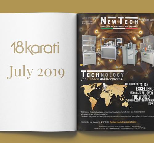 18 Karati - July 2019