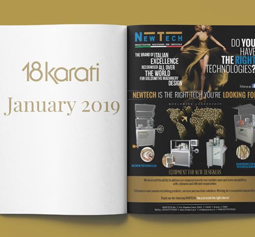 18 Karati - January 2019